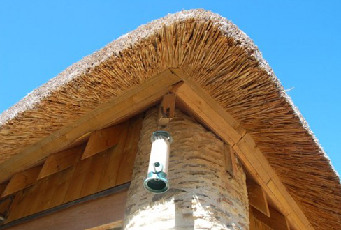 thatched roof repairs devon - Thatched Rood